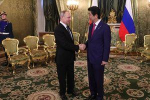 Tổng thống Putin đề xuất ký hiệp ước hòa bình với Nhật Bản vào cuối năm