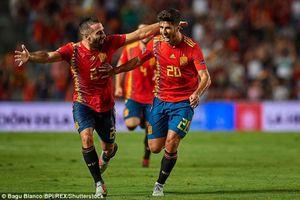 Á quân Thế giới Croatia thua sốc 6 bàn không gỡ trước Tây Ban Nha
