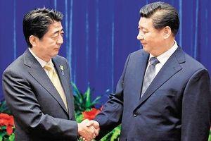 Thượng đỉnh Nhật-Trung bên lề Diễn đàn kinh tế Phương Đông tại Nga