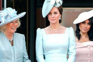 Lý do mẹ chồng kế ghét và muốn 'bôi nhọ' nàng dâu Meghan Markle và công nương Kate