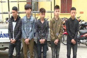 nhóm nghin ma túy chuyên trm cp ti ình chùa 'sa li'