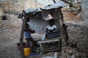 Cuộc sống ở Haiti sau thảm họa động đất kinh hoàng