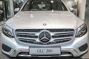 Mercedes GLC200 'chốt giá' 1,5 tỷ đồng tại Việt Nam?