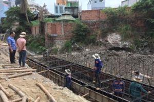 Đẩy nhanh tiến độ các dự án cấp bách chống ngập ở Đồng Nai