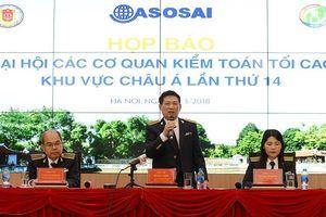 Kiểm toán Nhà nước Việt Nam sẽ trở thành Chủ tịch ASOSAI
