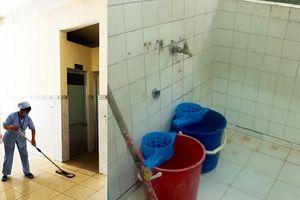 Người dân chê bệnh viện còn quá bẩn, mất vệ sinh