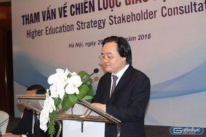 Những hạn chế của giáo dục đại học qua nhận xét của Bộ trưởng Nhạ