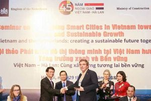 Tiềm năng và lợi thế trong phát triển đô thị thông minh ở Việt Nam
