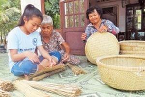 Duy trì và phát triển nghề truyền thống