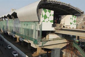 Đề xuất thanh tra dự án Cát Linh-Hà Đông: 'Sẵn sàng'