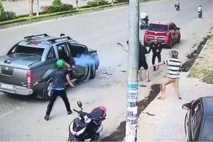 Nổ súng hỗn chiến ở Nhơn Trạch: Ngọc 'thẹo' ra đầu thú