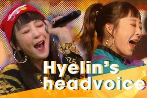 Nếu chưa biết đến 'giọng óc' ở Kpop, hãy để Hyelin (EXID) chỉ cho bạn