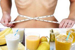 Thức uống tăng cân nhanh, dễ làm ngay tại nhà: Cứu tinh cho những nàng 'mình dây' lâu năm