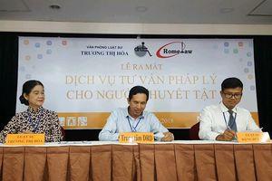 Ra mắt dịch vụ tư vấn pháp luật miễn phí mới