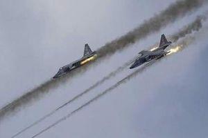 Sau thắng lợi ở Đông Ghouta, Nga tiếp tục không kích tiêu diệt IS tại Nam Damascus