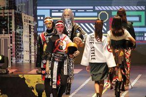Thiết kế thời trang chủ đề an toàn giao thông: Sân chơi hữu ích