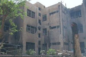 Syria: Nhóm chuyên gia OPCW lấy mẫu thử tại Douma