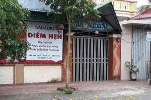 Khởi tố 5 đối tượng vụ xô xát ở quán karaoke khiến 1 người tử vong