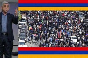 'Cách mạng nhung' Armenia bùng nổ, đối lập lật nhào Thủ tướng