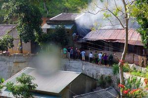 Chập điện gây cháy phòng trọ, thiệt hại khoảng 80 triệu đồng