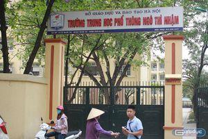 Ai tiếp tay cho bùng nhùng sai phạm ở trường Ngô Thì Nhậm?