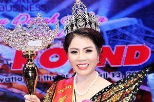 Hoa hậu doanh nhân cầm đầu đường dây buôn hóa đơn ngàn tỷ