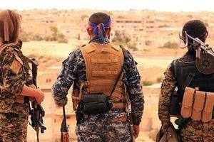 Quân đội Syria đọ súng ác liệt với lực lượng người Kurd tại Deir Ezzor