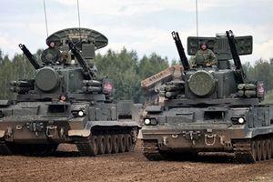 Phương án Việt Nam mua Tunguska-M1 nâng cấp phòng không lục quân?