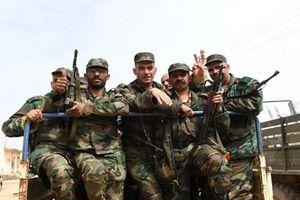 Thua đau tại Nam Damascus, IS 'trả thù' QĐ Syria tại Deir Ezzor