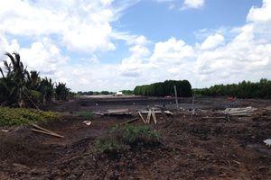Bất chấp pháp luật, tự ý phá rừng nuôi tôm công nghiệp