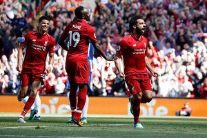 Premier League: Liverpool giành suất dự Champions League đầy thuyết phục