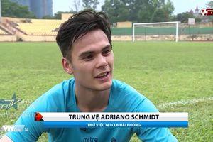Hải Phòng tăng cường trung vệ Việt kiều Đức cho giai đoạn 2 V.League