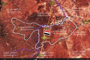 Quân đội Syria đại thắng không cần nổ súng, quy phục 31.000 người tại Homs