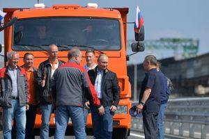 Cầu Crimea đã có phương án bảo vệ, muốn đánh sập cũng không dễ dàng?