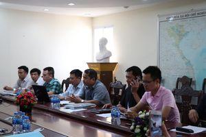 Lạ lùng: Dừng kiểm tra sai phạm tại tòa nhà hỗn hợp Sông Đà – Hà Đông vì có mặt phóng viên?