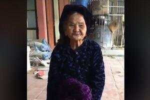 Không thể tin được, 90 tuổi mà cụ bà Nghệ An đọc thơ vẫn rất mượt như thế!
