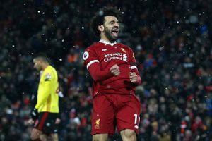 Huyền thoại Liverpool mong Salah phá kỷ lục của mình