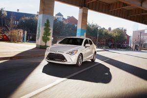 Có gì mới trên Toyota Yaris sedan 2019?
