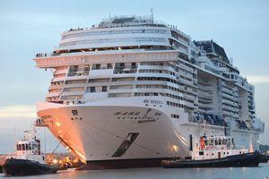 Chiêm ngưỡng những du thuyền 5 sao lớn nhất thế giới