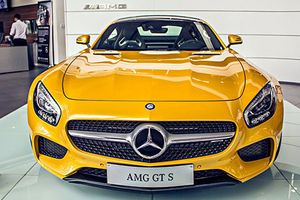 Mercesdes-AMG GT S hơn 9 tỷ tại Việt Nam có chủ
