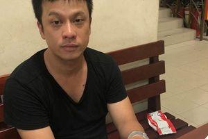 Bắt ông trùm điều hành 'công xưởng' sản xuất thuốc lắc ở Sài Gòn
