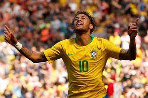 Neymar 'nổ súng' trong ngày tái xuất, giúp tuyển Brazil chiến thắng