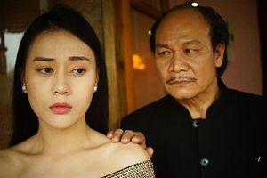 Nữ chính phim 'Quỳnh búp bê' đóng vai bị cưỡng hiếp là ai?