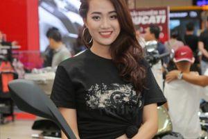 Người đẹp và siêu môtô 'hâm nóng' Vietnam Auto Expo 2018