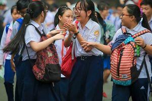 TP HCM: Hồi hộp chờ công bố điểm thi lớp 10