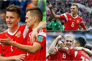 Chấm điểm Nga 5 - 0 Saudi Arabia: Cảm hứng mang tên Golovin