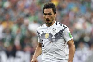 Đức thua sốc, Hummels công khai chỉ trích HLV trưởng