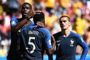 HLV tuyển Pháp cảnh cáo Griezmann vì 'mặt nặng, mày nhẹ'