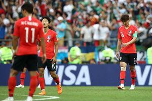 Hàn Quốc 1-2 Mexico: Lẳng lặng cúi đầu