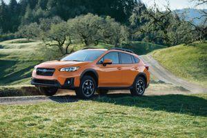 Subaru XV 2019 có giá khởi điểm từ 21.895 USD tại Mỹ